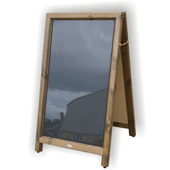 wooden a board a2 a1 poster frame