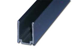 LED Neon Flex Mounting Channel 1mtr