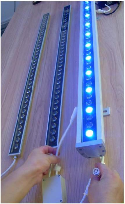 Led Rgb Wall Washer Light Dmx