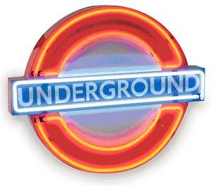 Underground Neon Sign Neon5